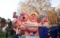 Los diputados conservadores comienzan a votar la moción contra May