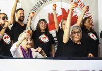 La Fiscalía francesa se opone a la entrega de Palma Salamanca a Chile