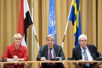 El Gobierno yemení y los rebeldes acuerdan una tregua en Al Hudeida y seguir los contactos