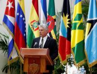 Ortega pide la palabra en el último momento antes del fin de la Cumbre de la Alba