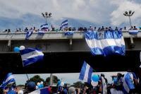 La oposición de Nicaragua llama a un nuevo paro para exigir la salida de Ortega