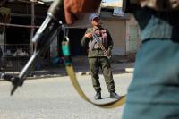 Los talibanes rechazan reunirse con Gobierno afgano en Emiratos Árabes