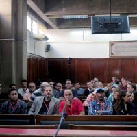 """Amnistía Internacional denuncia """"irregularidades"""" en el juicio de los activistas rifeños"""