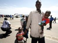 La ONU pide 2.700 millones de dólares para ayuda a los refugiados de Sudán del Sur