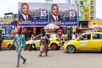 Suspenden la campaña electoral en Kinshasa por el clima de inseguridad en República Democrática del Congo