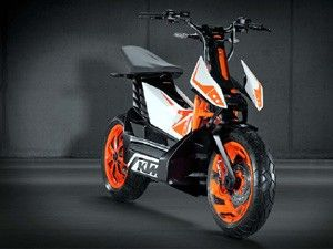 Ktm E Speed Electric Scooter Project Might Be Revived