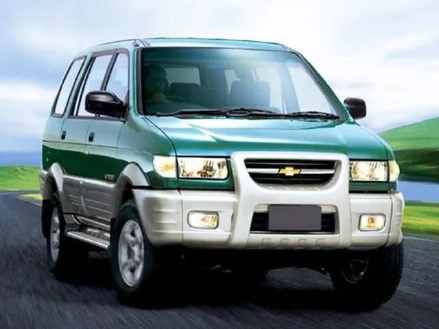 Chevrolet Tavera Price Images Specifications Amp Mileage