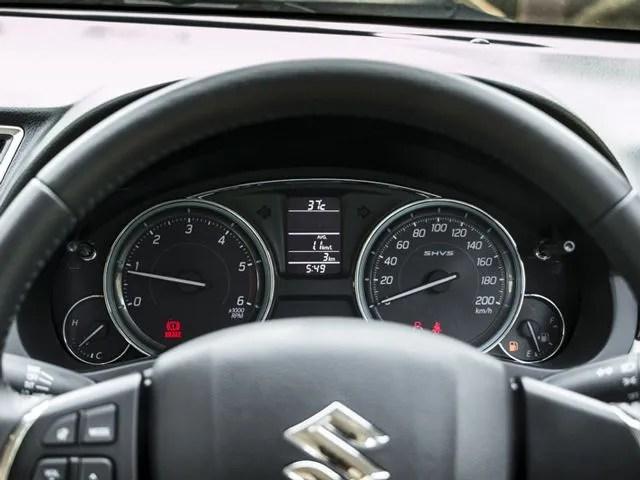 Maruti Suzuki Ciaz Shvs Hybrid Interior Photo Gallery