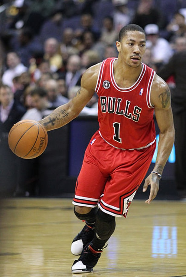 It's the Derrick Rose injury report! | Bleader