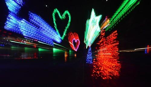 Christmas Light Display Lagrangeville Ny