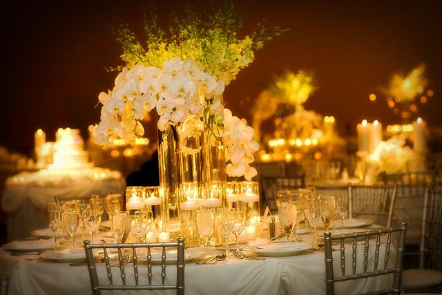 Reasonable Wedding Centerpieces