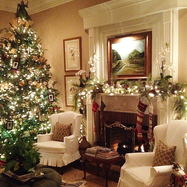 Cozy Chic Living Room
