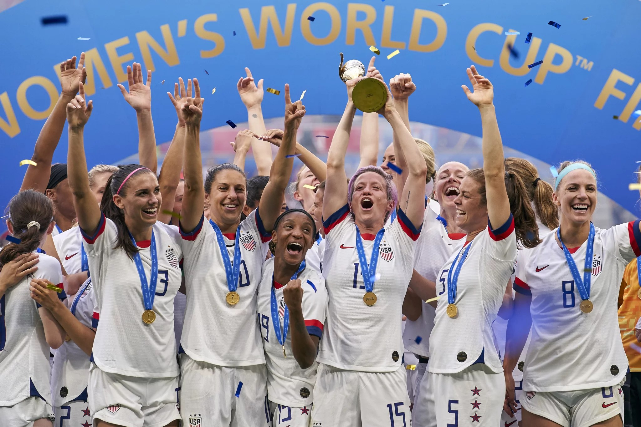 Records Broken by the US Women's Team at the 2019 World ...