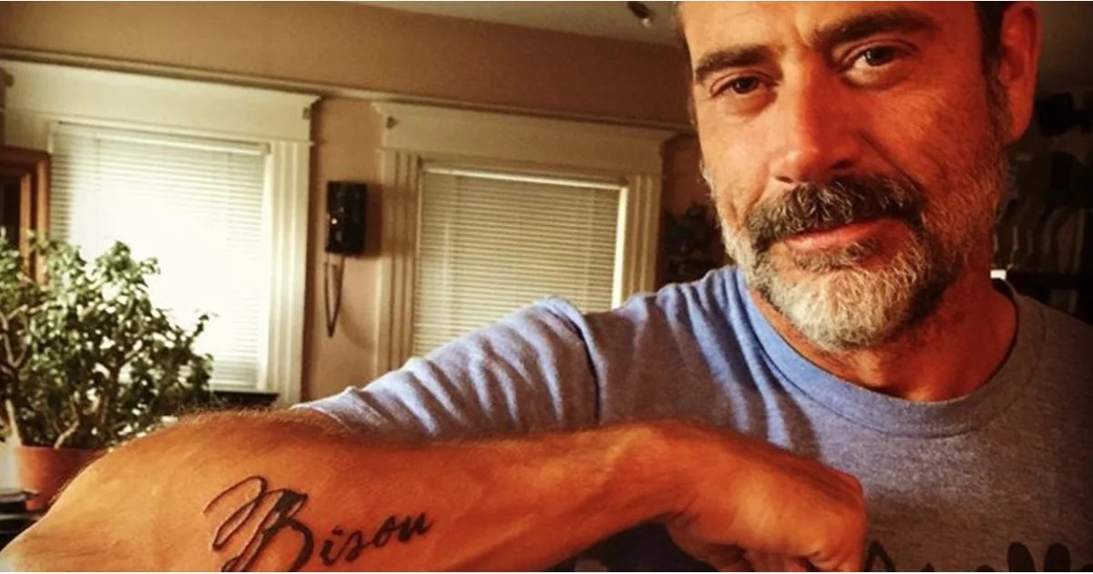 Jeffrey Dean Morgan Tattoos