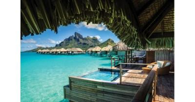 Four Seasons Bora Bora | POPSUGAR Smart Living Photo 14