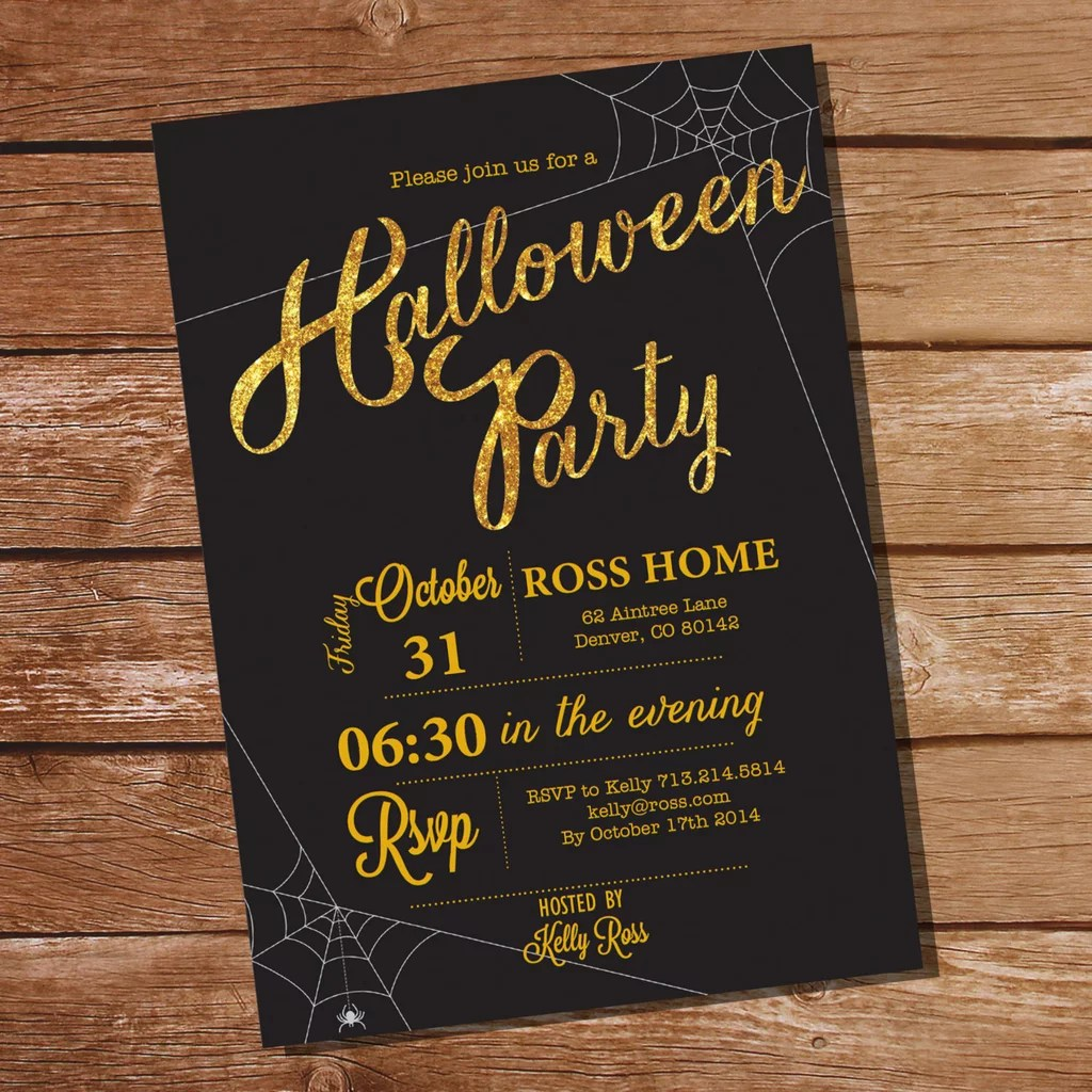 Cute Cheap Invitations