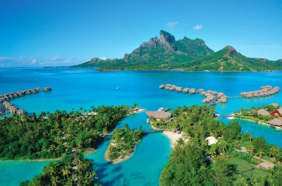 Four Seasons Bora Bora | POPSUGAR Smart Living