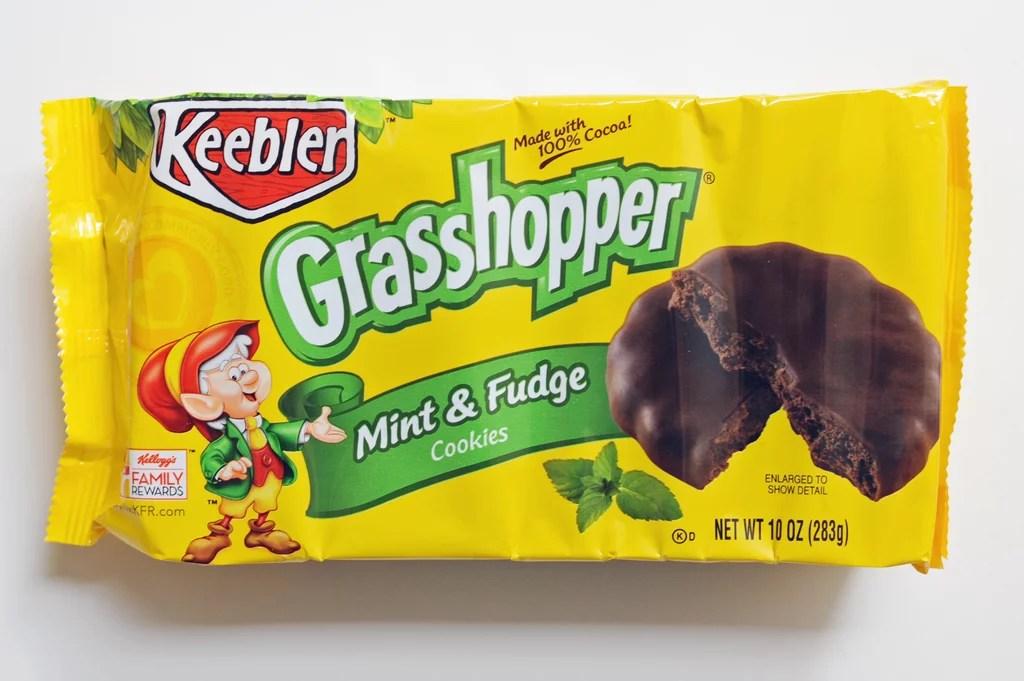 Keebler Fudge Shoppe Fudge Filled