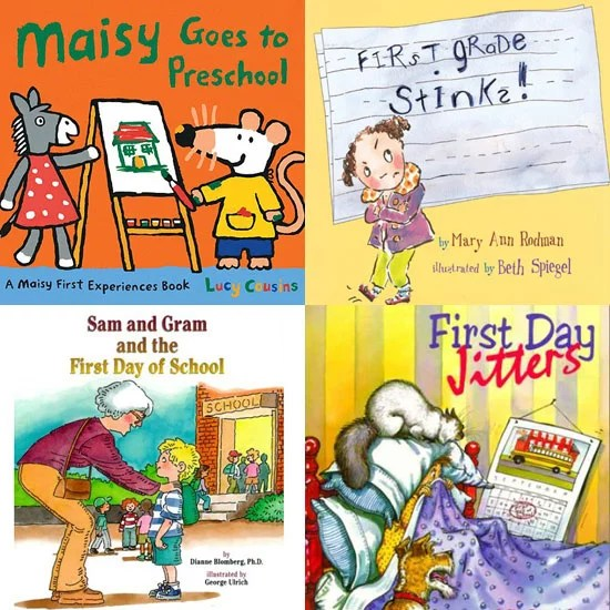 Children S Books About Going Back To School Popsugar Moms