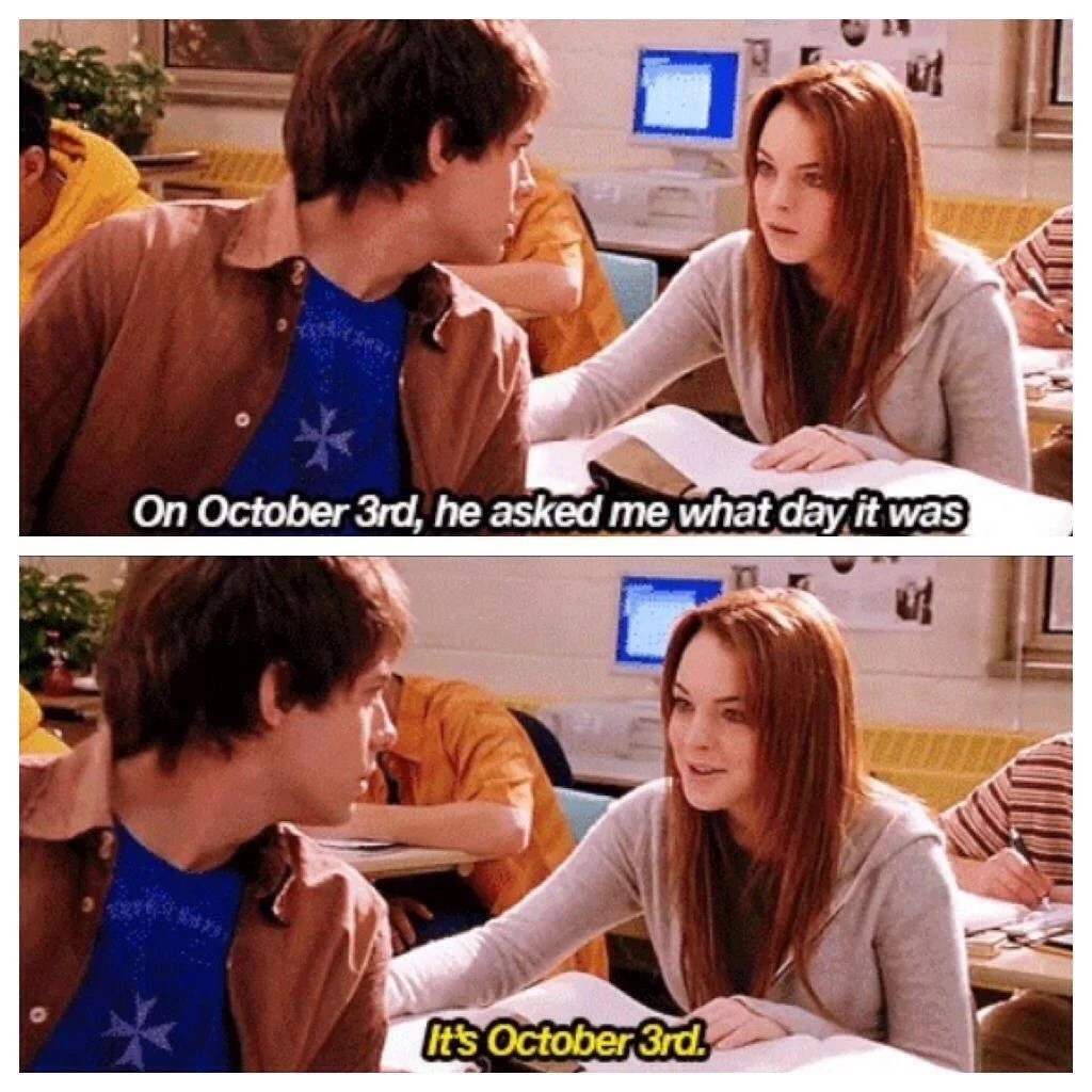 Mean Girls Movie Quotes   POPSUGAR Love   Sex Mean Girls Movie Quotes