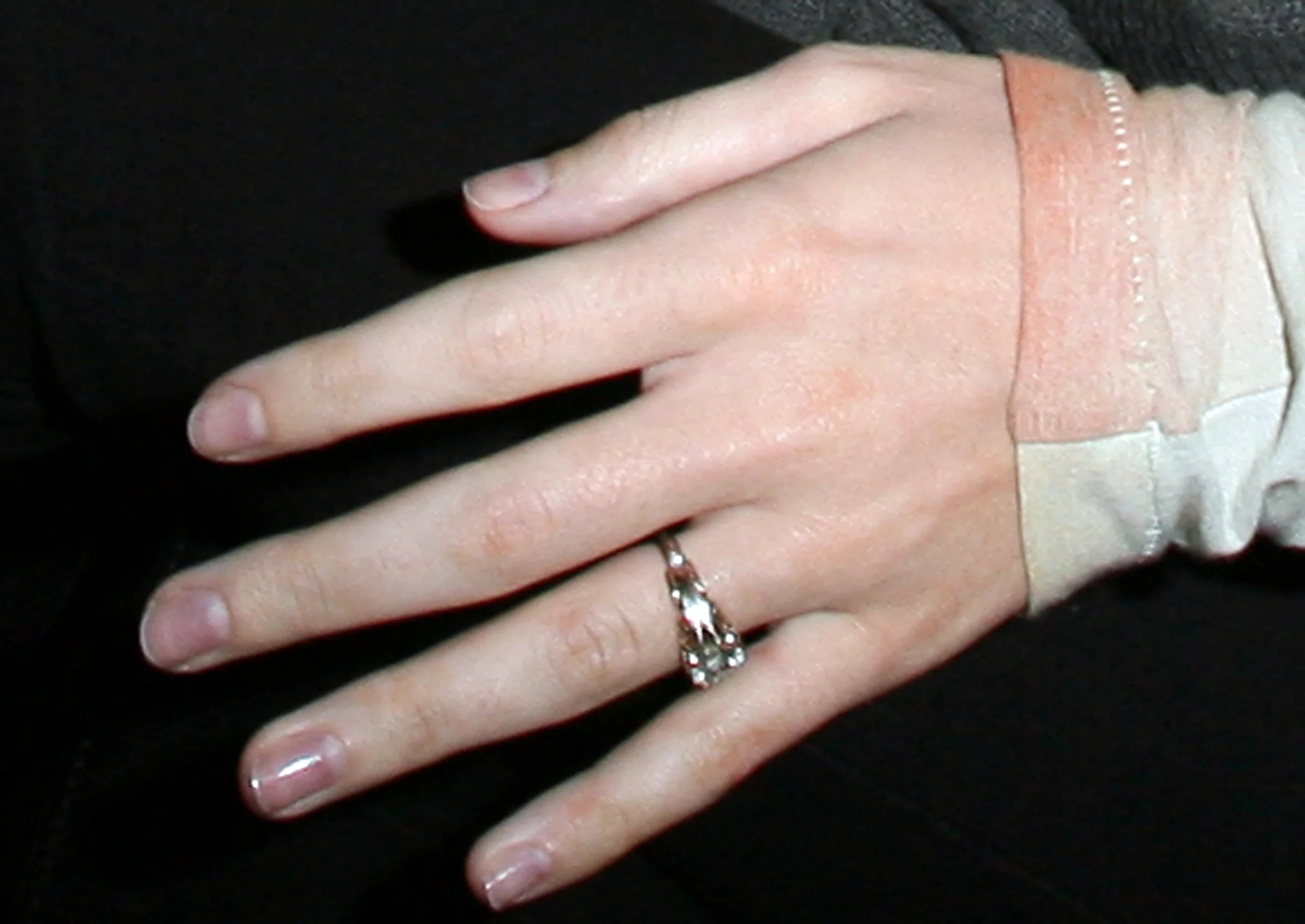 Photos of Katy Perry's Engagement Ring From Russell Brand After He Proposed in India on Holiday ...