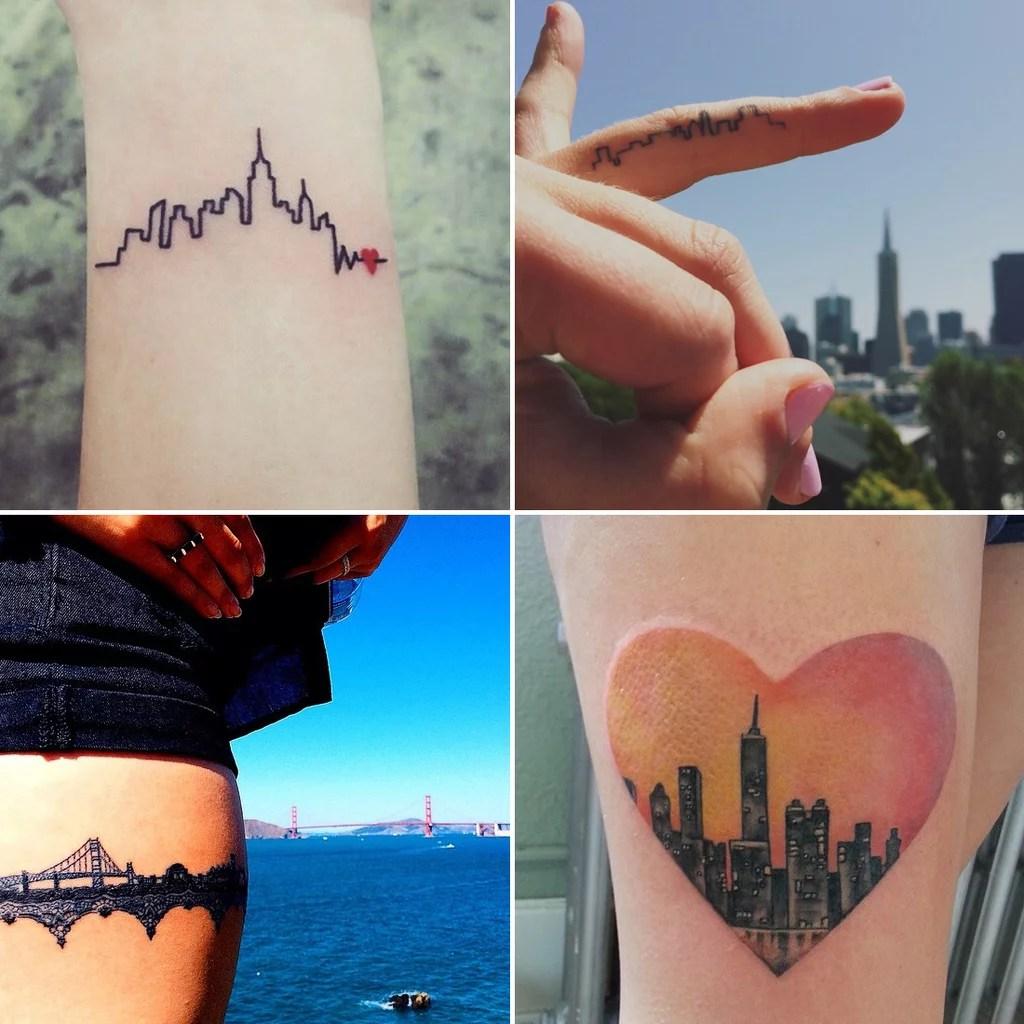 New York City Tattoo Ideas