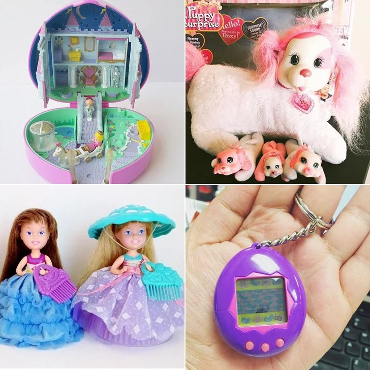90s Toys For Girls   POPSUGAR Love   Sex  90s Toys For Girls