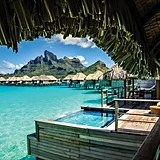 Four Seasons Bora Bora | POPSUGAR Smart Living