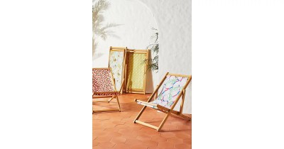 Colloquial Beach Chairs | Anthropologie Outdoor Summer ...