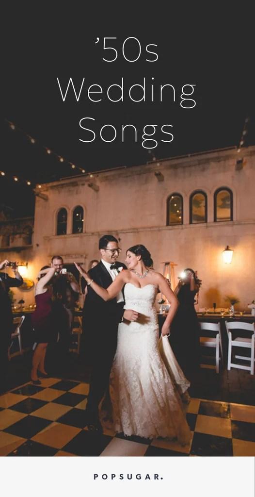 Best Pop Wedding Songs