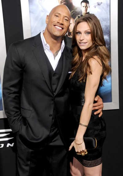 Dwayne Johnson and Lauren Hashian's Cutest Pictures ...