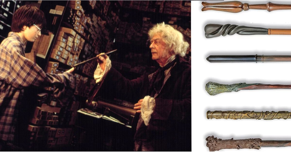 Harry Blind Potter Bags