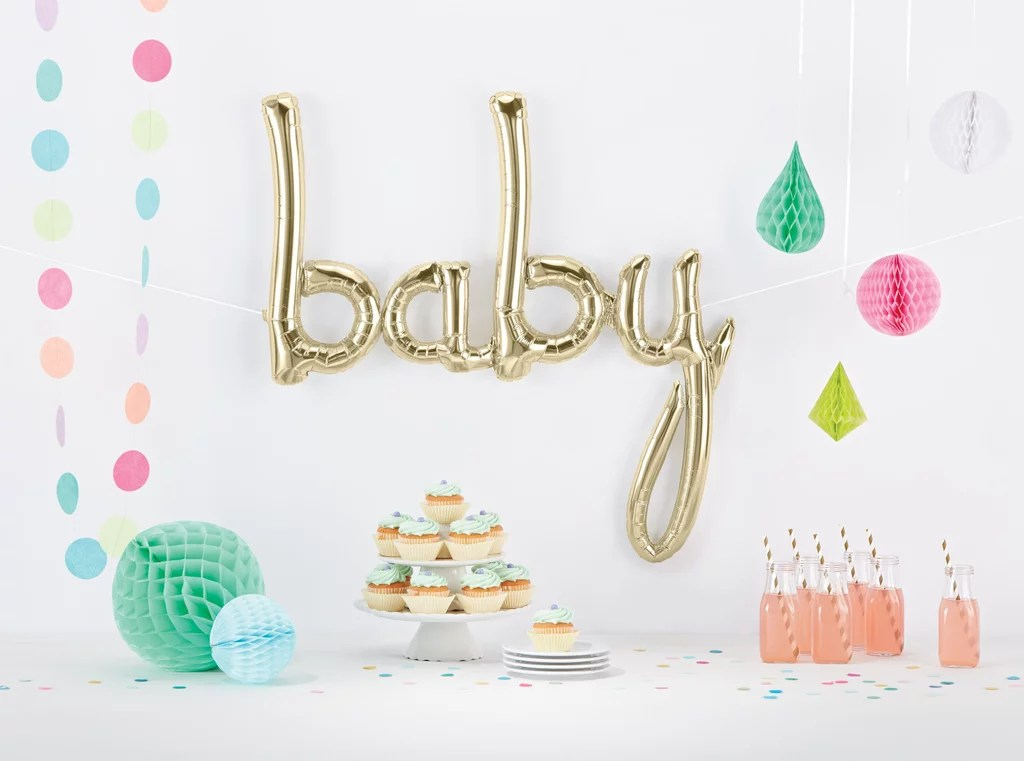nightmare before christmas baby shower decorations