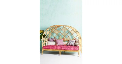 Peacock Cabana Daybed | Anthropologie Outdoor Summer ...