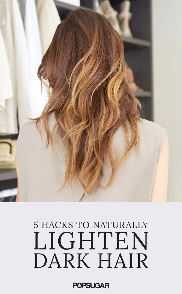Natural Hair Dye Brown Light Ways