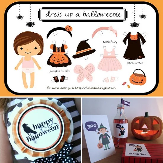free halloween printables for kids # 74