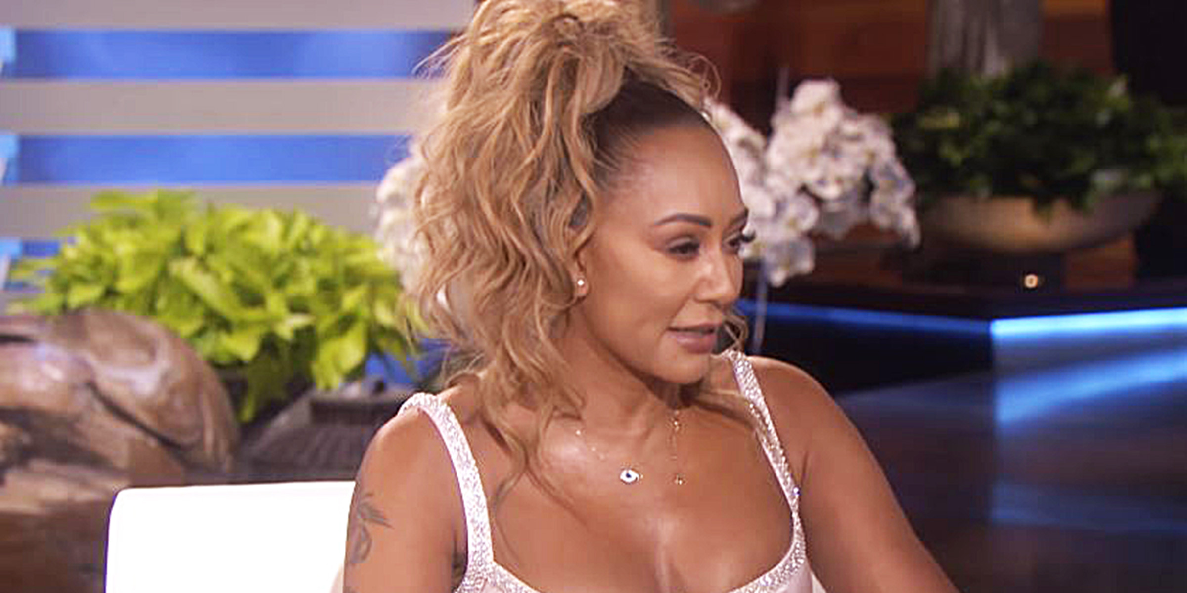 Mel B clears up rumors about seeking treatment after  intense     Mel B clears up rumors about seeking treatment after  intense relationship