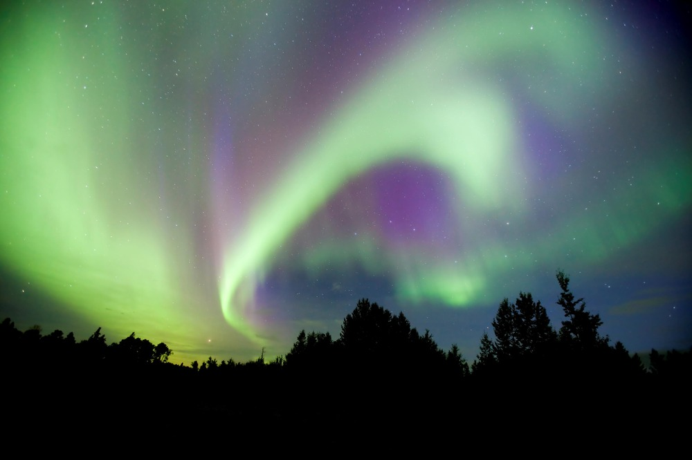 Best Time Year View Northern Lights