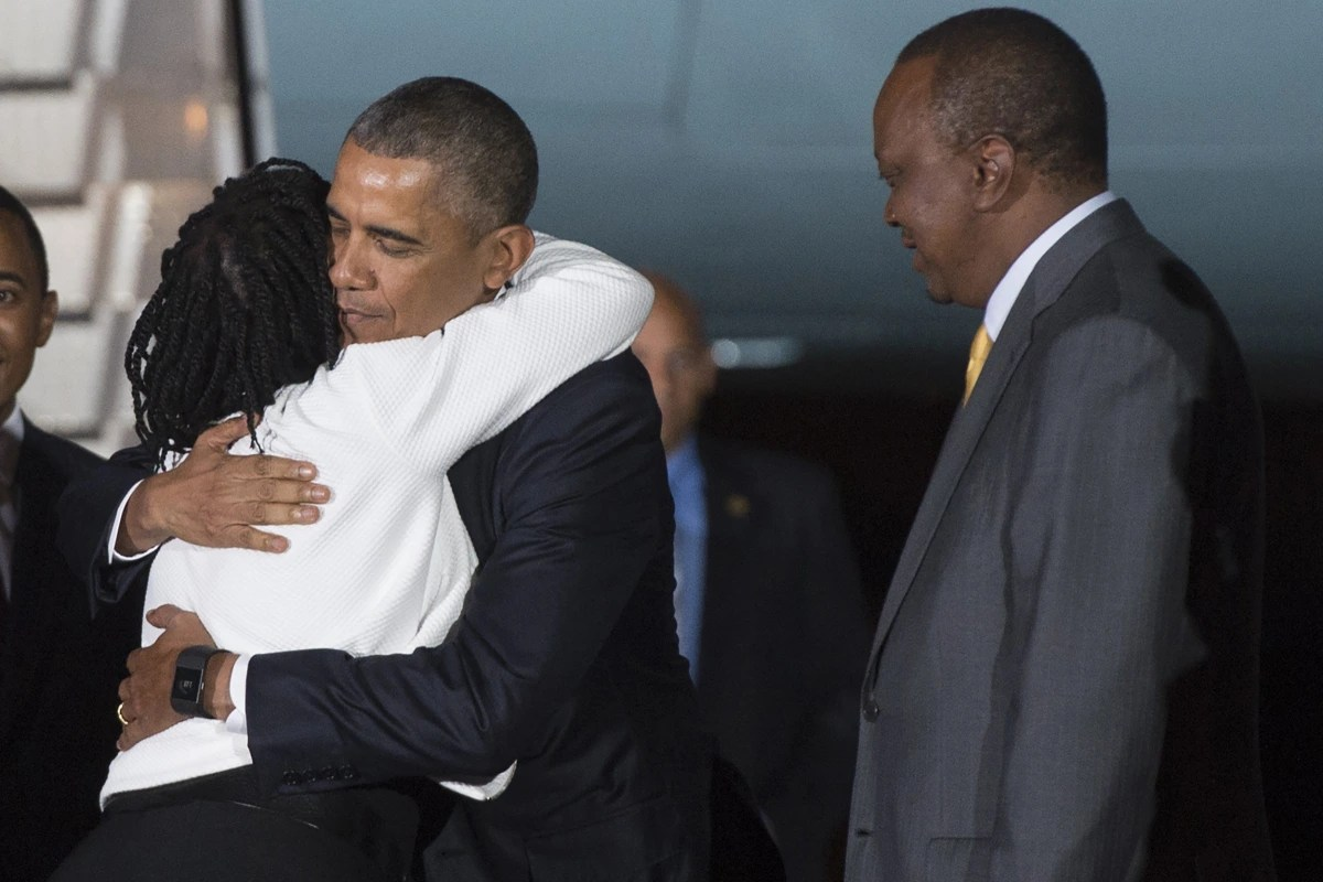 President Obama's Kenya Trip Highlights Roots and Africa ...