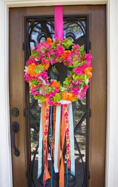 Fiesta Wreaths San Antonio