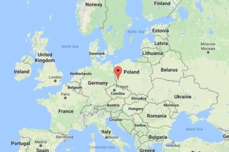 poland location in world map » Full HD MAPS Locations - Another ...