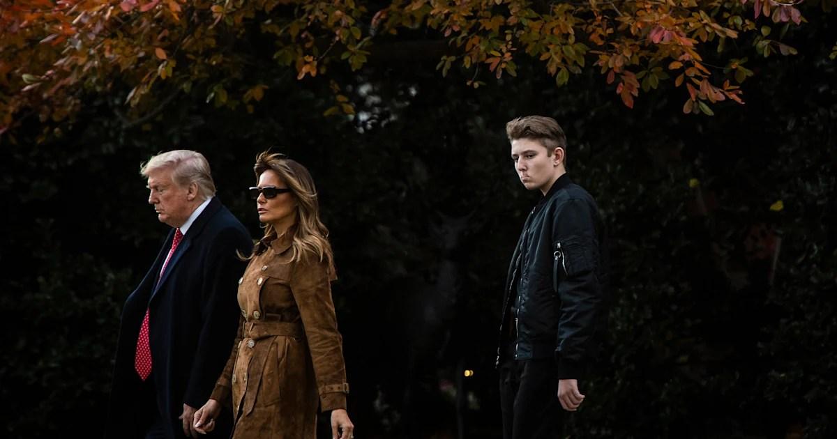Melania Trump says Democratic impeachment witness should ...