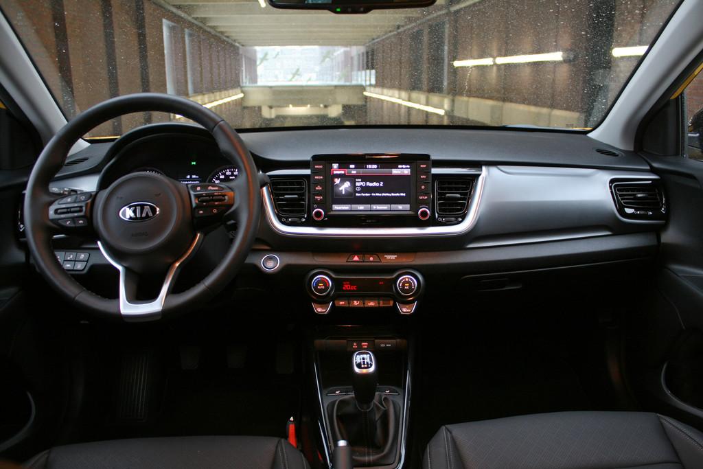 Kia 2017 Sportage Interior