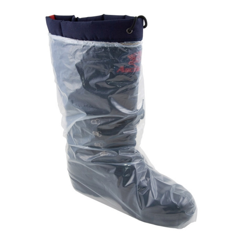 Shoe Plastic Covers Clear