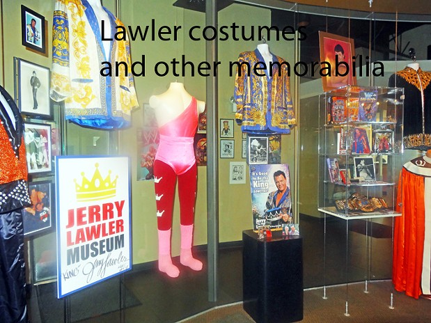 Museum Lawler Jerry King