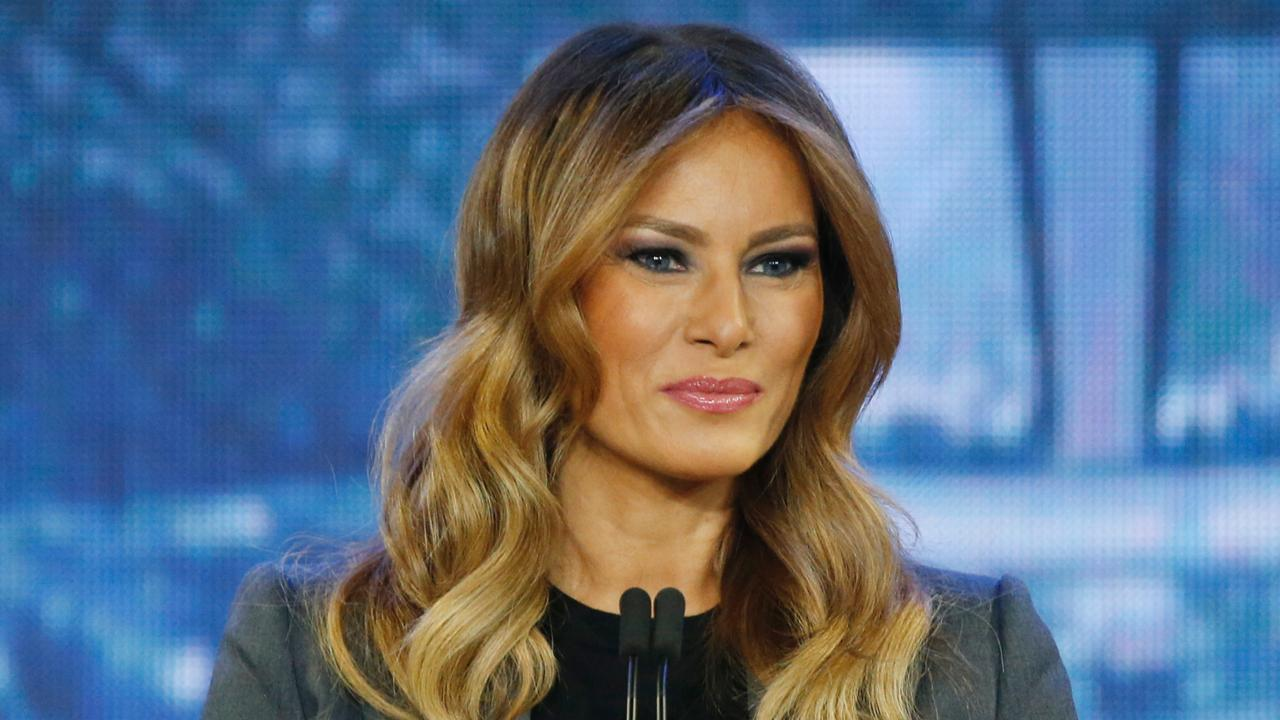 Tammy Bruce: Melania Trump, first lady and role model ...