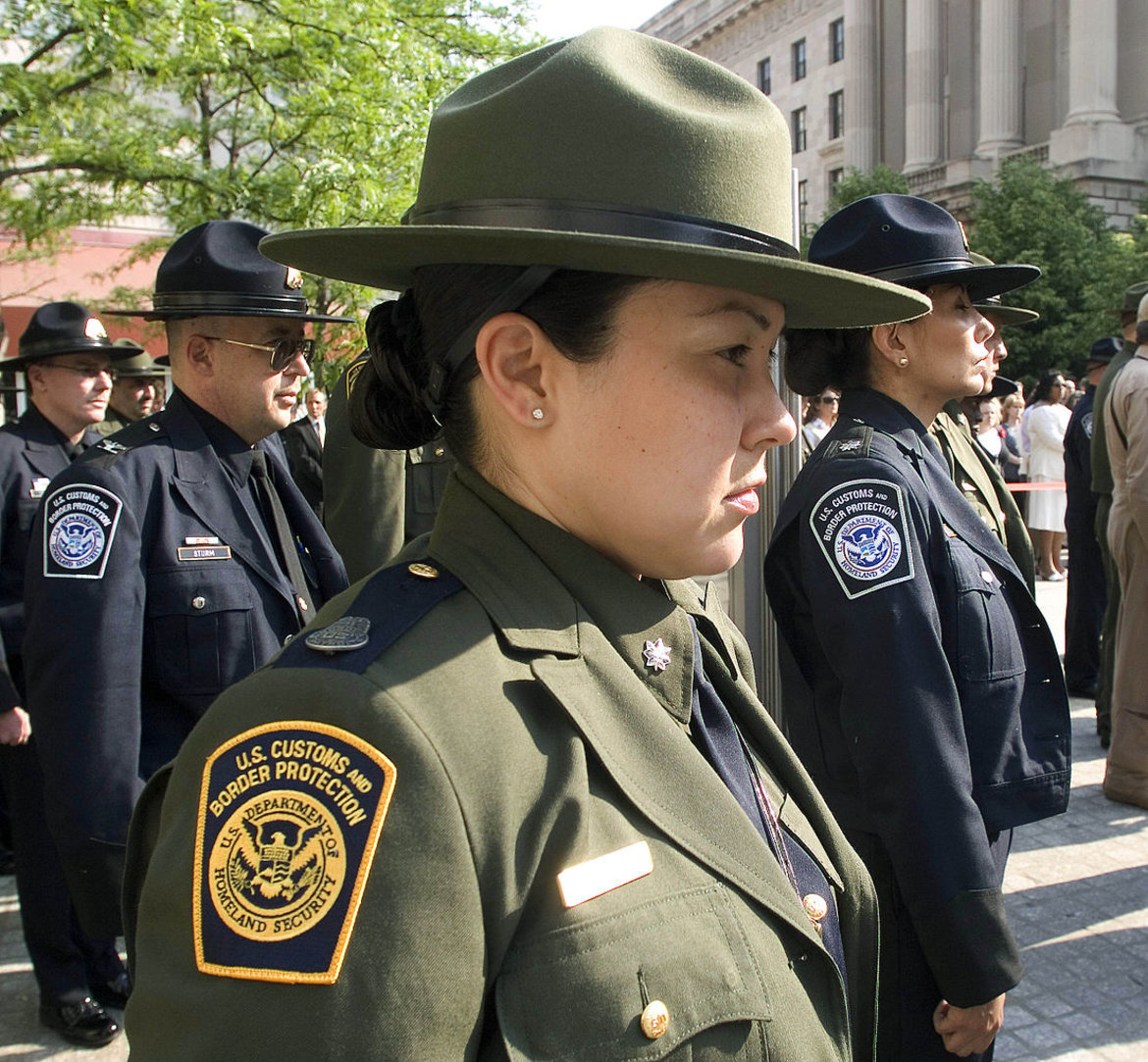 Nation's Largest Law Enforcement Agency Nixes Body Cameras