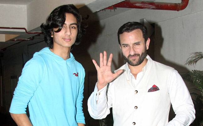 SEE PICS: Saif Ali Khan rings in his 46th birthday with ...