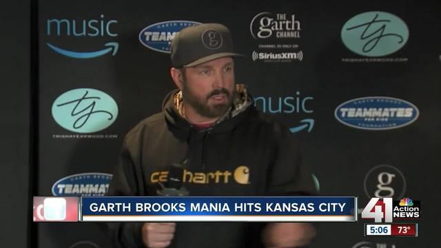 Kansas City Concerts 2017