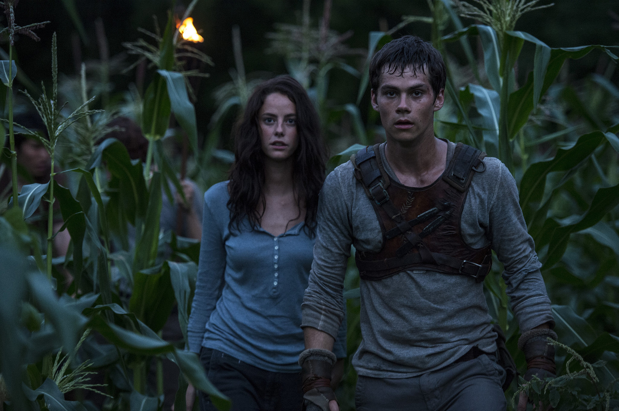 Kaya Scodelario Interview for The Maze Runner | POPSUGAR ...